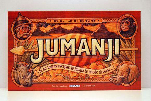 Imagen de Jumanji