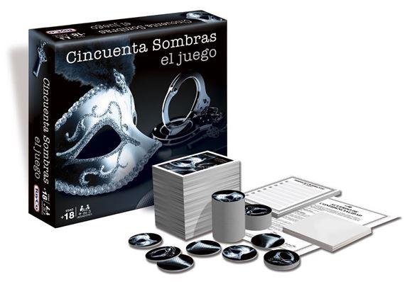 Imagen de CINCUENTA SOMBRAS