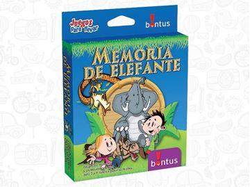 Imagen de Memoria De Elefante