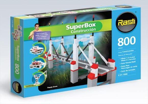 Imagen de Rasti Construccion Superbox 800