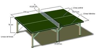 Imagen para la categoría Mesas Ping Pong