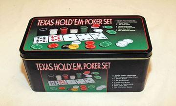 Imagen de Fichero Poker 200 Fichas Texas Holdem 4Gr