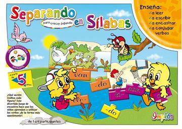 Imagen de Separando En Sílabas