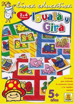 Imagen de Igualá Y Girá