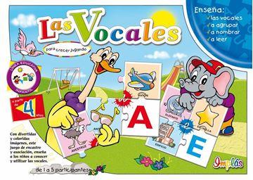 Imagen de Las Vocales