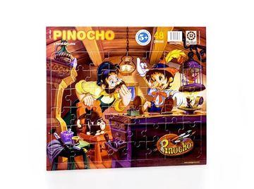 Imagen de Puzzle 48 piezas - Pinocho