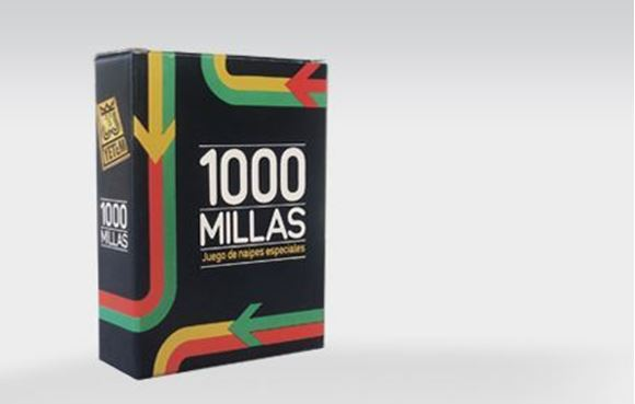 Imagen de 1000 MILLAS