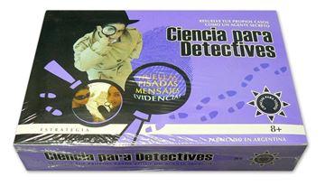 Imagen de CIENCIAS PARA DETECTIVES