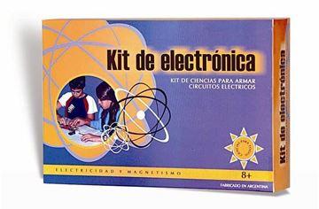 Imagen de KIT DE ELECTRONICA
