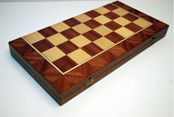 Imagen de Caja-tablero de ajedrez Nº 11