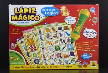 Imagen de Lapiz Interactivo - Respuesta Logica