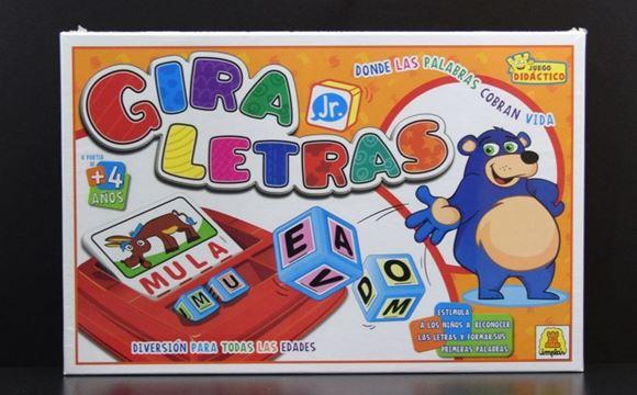 Imagen de Gira Letras