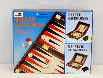 Imagen de Backgammon Atache Chico