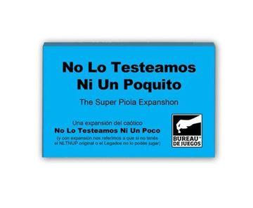 Imagen de NO LO TESTEAMOS NI UN POCO III - POQUITO