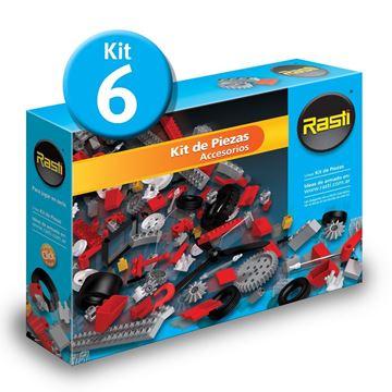 Imagen de Rasti Kit Nº 6 Accesorios