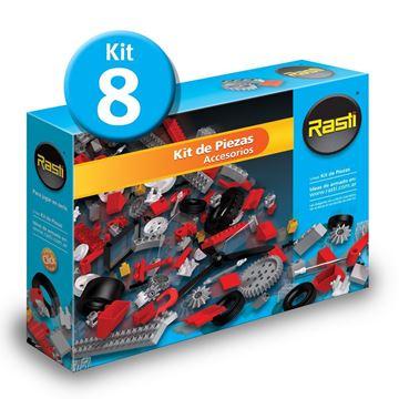 Imagen de Rasti Kit Nº 8 Accesorios