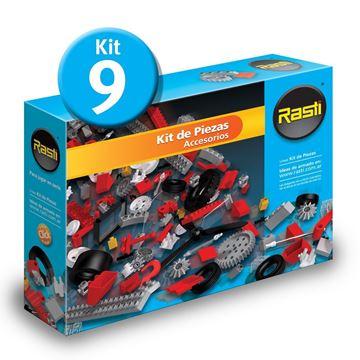Imagen de Rasti Kit Nº 9 Accesorios