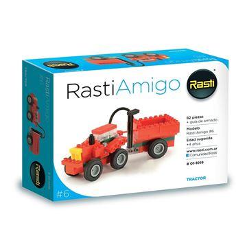 Imagen de Rasti Amigo #6 Tractor