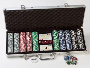 Imagen de Fichero Poker 500 X F/11.5 Grs Laser Con Valor
