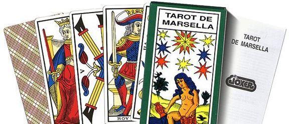 Imagen de Tarot Joker Marsella