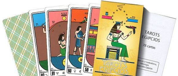 Imagen de Tarot Joker Egipcio
