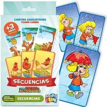 Imagen de Cartas Educativas Secuencias