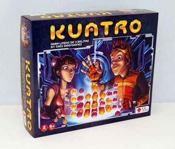 Imagen de Kuatro