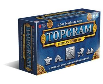Imagen de Topgram Formas