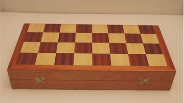 Imagen de Caja-tablero de ajedrez Nº 9