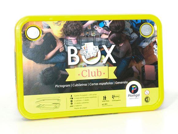 Imagen de BOX SET CLUB