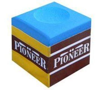Imagen de Tiza Pioneer Azul x unid.
