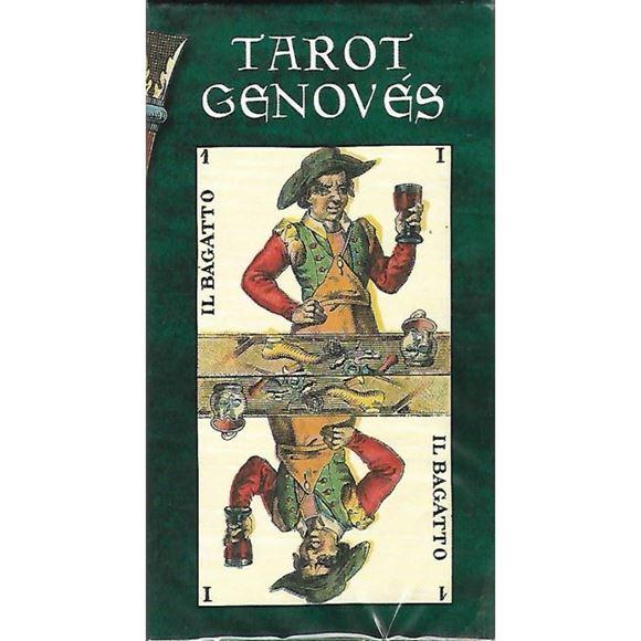 Imagen de Tarot Fournier Genoves
