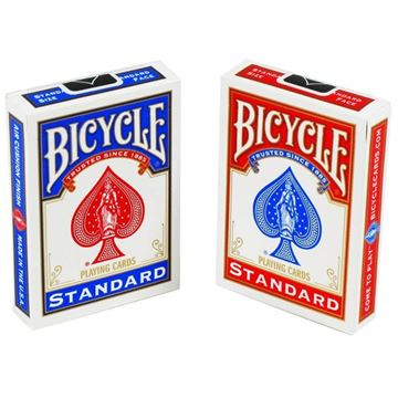 Imagen de Naipe Bicycle Poker X 54 Standard Index