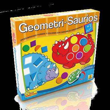 Imagen de Geometri-Saurios