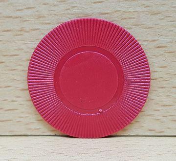Imagen de Ficha 2.5gr. sin valor Roja