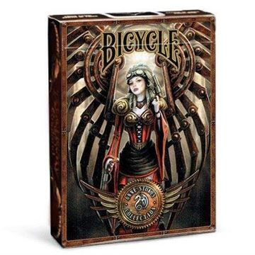 Imagen de Bicycle Steampunk by Anne Stokes