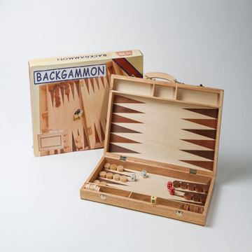 Imagen de Backgammon Caja Color Gt1030