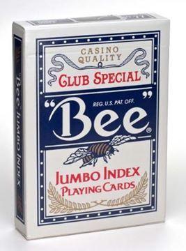 Imagen de Bee Jumbo Index Azul