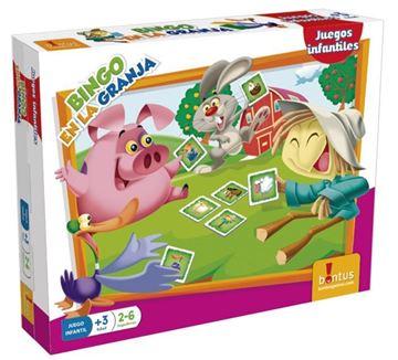 Imagen de Bingo en la granja