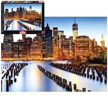 Imagen de Puzzle 1000 Piezas - Ciudad de los rascacielos
