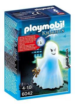 Imagen de Playmobil 6042 - Fantasma Del Castillo Con Luz