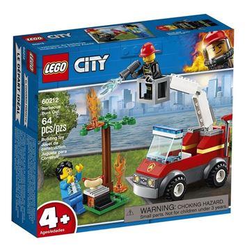 Imagen de Lego 60212 - Incendio en la barbacoa
