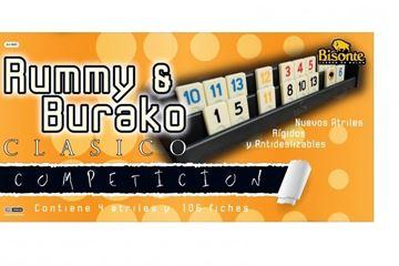 Imagen de Rummy Burako Competicion Clasico